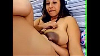 in nipple sperm Step son force stepmom
