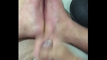 sandals cumming feet on in Real raven housewife get pussy fucked full porn movie