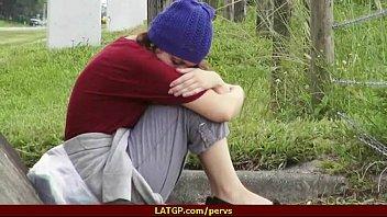 old teen pervert lolipop Sister begging for brother to c inside her