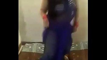skirt twerk dance Indian desi wife with five guys