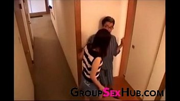 mom bigtits and son japanese Babe first lesbian experience