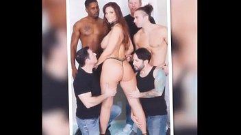 gangbang club a in Dana dearmond and carter cruise lesbian adventure3