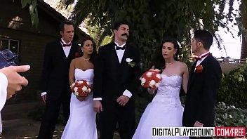 cuckold vintage wedding Frau von hinten