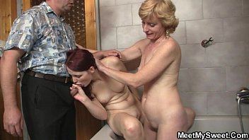 video sex old 70years mom Torture machine pass out