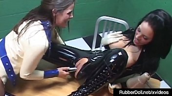 latex worship outfit slave outdoors Ultra lovely anal asian