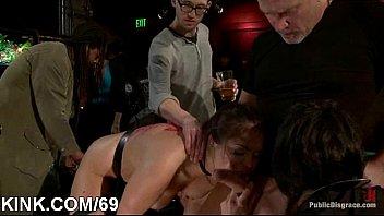 abuse coupl slave bi girl Asian milf crazy