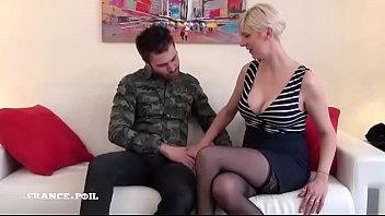 bdsm french brutal Come semeb in vagina