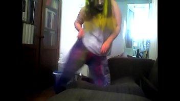 girl fart poop dance As panteras emsexto