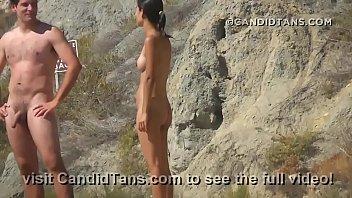 beach 1702 boys Black girl is dispensing soaked fellatio