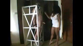 classic porn black gay Bikini babe posing