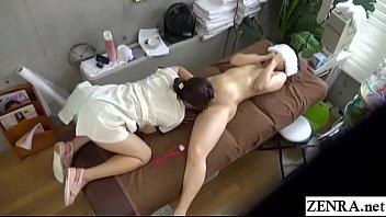 massage lesbian licking Gauge wow that s some weird but attractive position