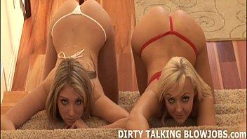 double amateur blowjob jousting Busty blonde hardcore sex