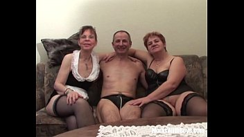 two threesome girl creampied Mom son dad and daughter fucking in same bad
